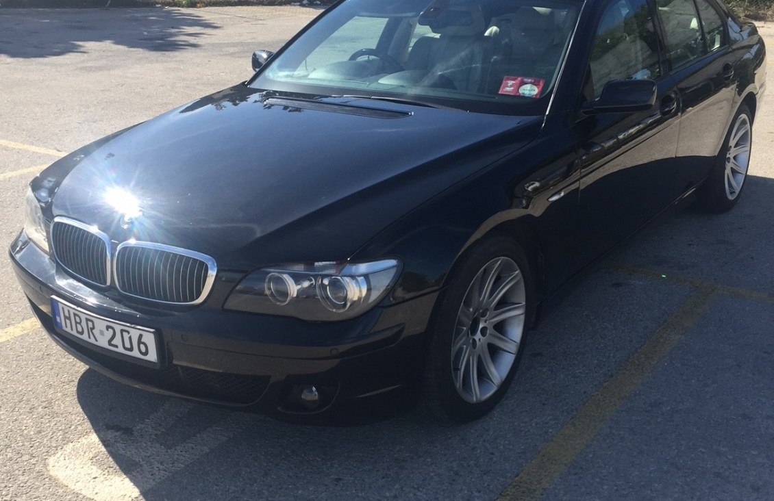 bmw e65 730d sport 2007 facelift 79k miles. Black Bedroom Furniture Sets. Home Design Ideas