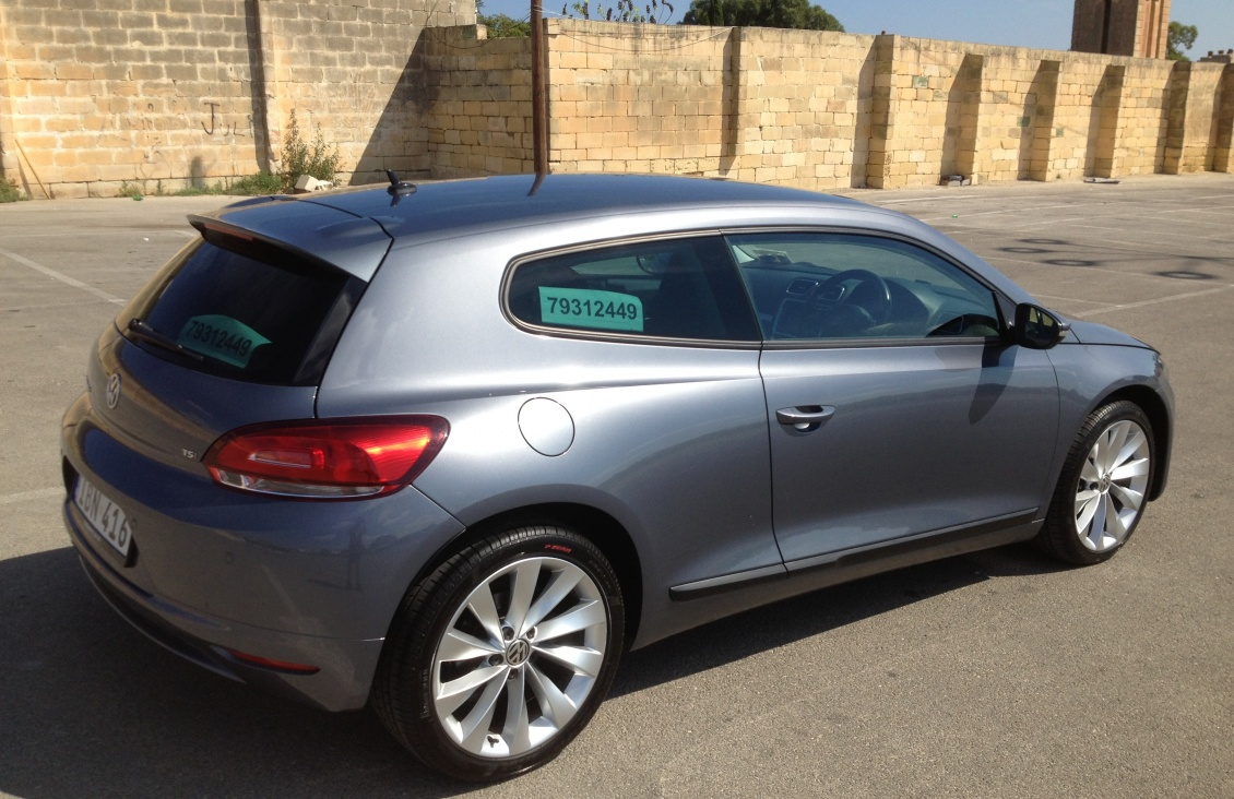 Vw Scirocco 1 4tsi Petrol Local Car One Owner
